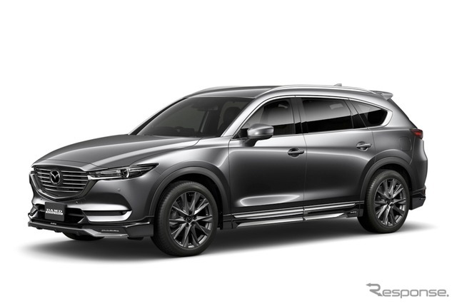 Styling Effect CX-8