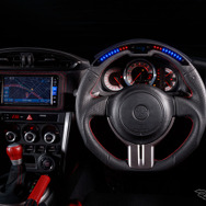 DAMD PERFORMANCE STEERING WHEEL(BRZ)