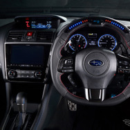 DAMD PERFORMANCE STEERING WHEEL(LEVORG/WRXS4/STI)