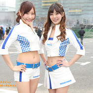 Team TOYO TIRES DRIFT GALS
