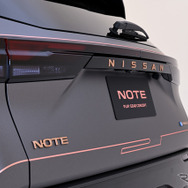 日産 NOTE PLAY GEAR CONCEPT