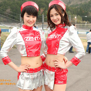 【レースクィーン】SUPER GT 編『ZENT Sweeties 2016』